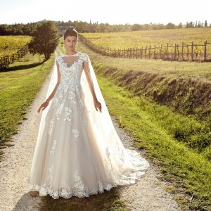 Eddy K. 2019 collections wedding dresses